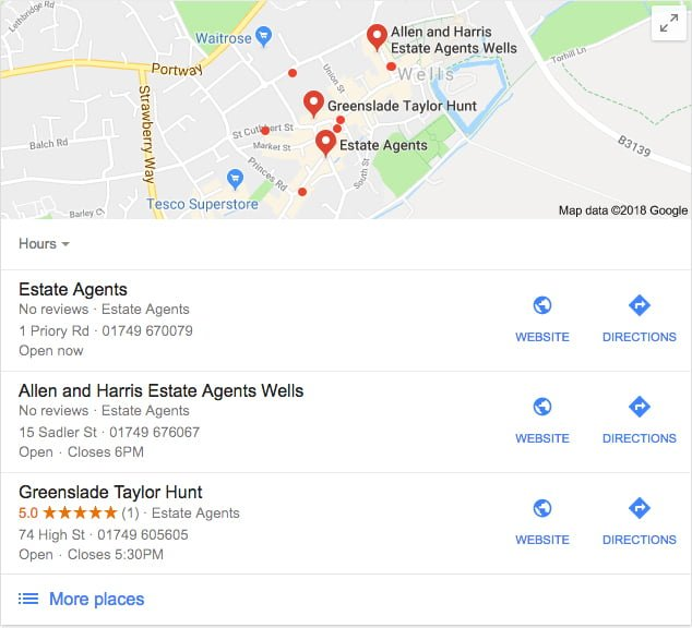 Marketing for Estate Agents – How to use local SEO to stay ahead