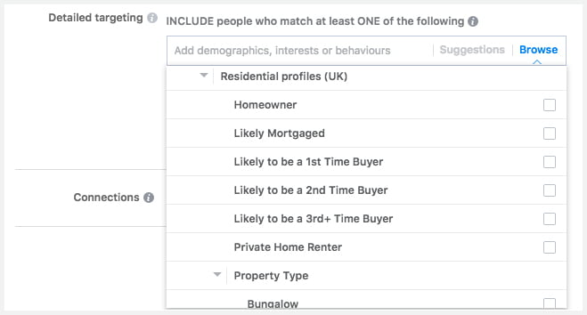Marketing for Estate Agents – Make the most of Facebook advertising