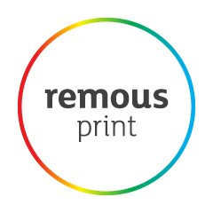Company re-brand for Remous Print